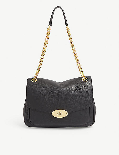 MULBERRY Darley leather medium shoulder bag