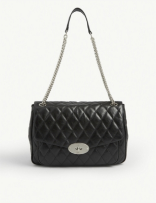 coupon code 2018 sneakers outlet store MULBERRY - Darley quilted leather shoulder bag   Selfridges.com