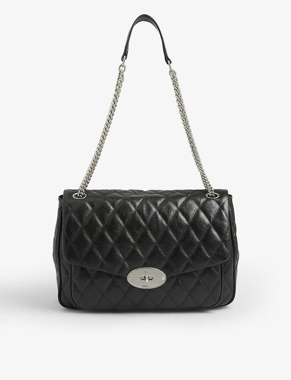 MULBERRY: Darley quilted leather shoulder bag