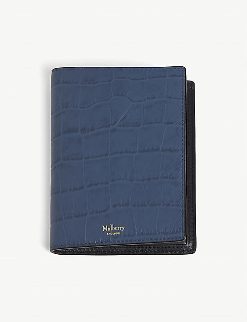 MULBERRY Passport wallet