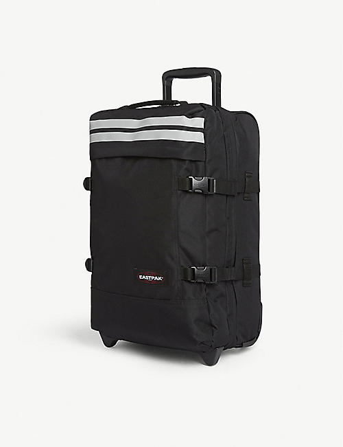 EASTPAK: Transverz small nylon suitcase