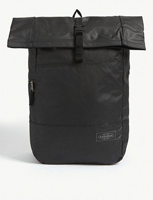 EASTPAK Macnee water-resistant rolltop backpack