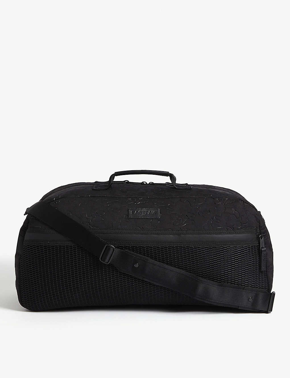 EASTPAK: Etched nylon duffle bag