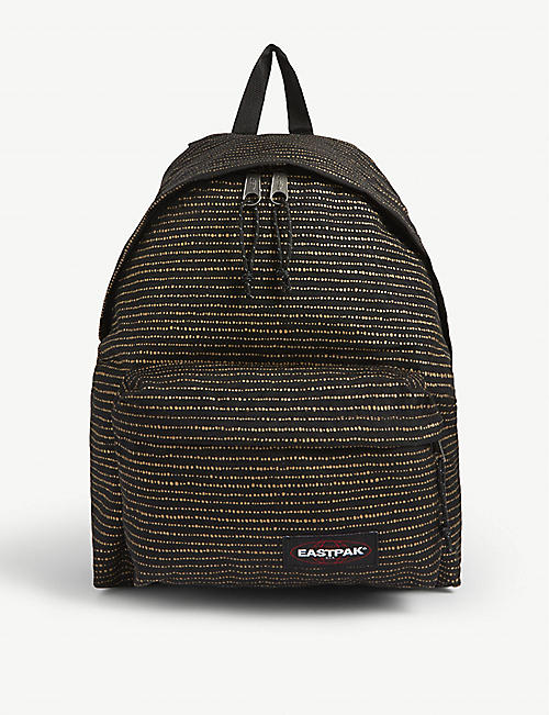 EASTPAK Pak'r twinkle striped backpack