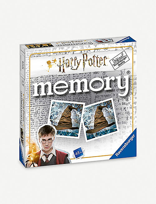 BOARD GAMES Ravensburger Harry Potter mini memory game
