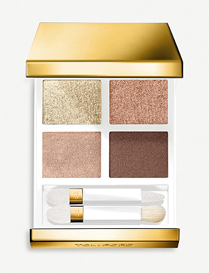 TOM FORD Gold Deco Eye Quad 10g