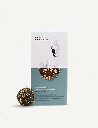 CHOCOLATE: Hazelnut Chocolate Dreams 100g
