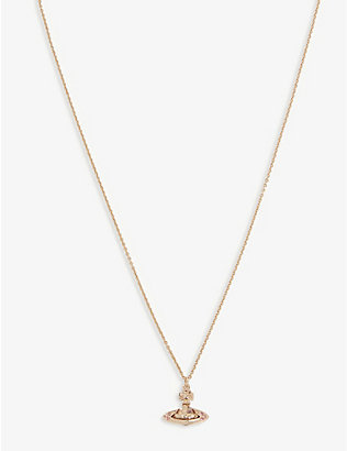 VIVIENNE WESTWOOD JEWELLERY: Pina bas relief necklace