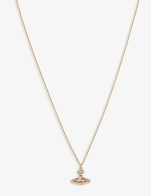 VIVIENNE WESTWOOD JEWELLERY Pina bas relief necklace