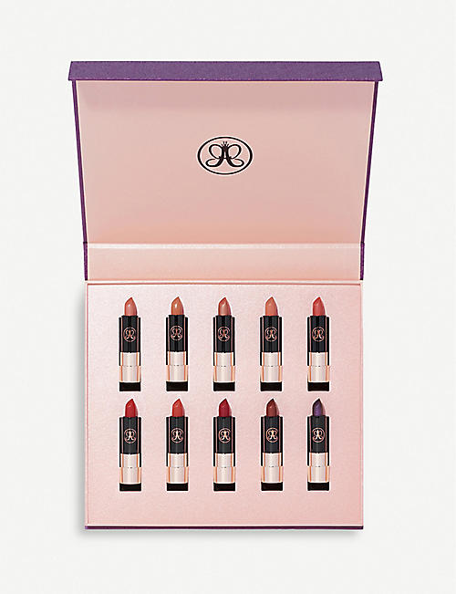 ANASTASIA BEVERLY HILLS: Holiday Mini Matte Lipstick Set