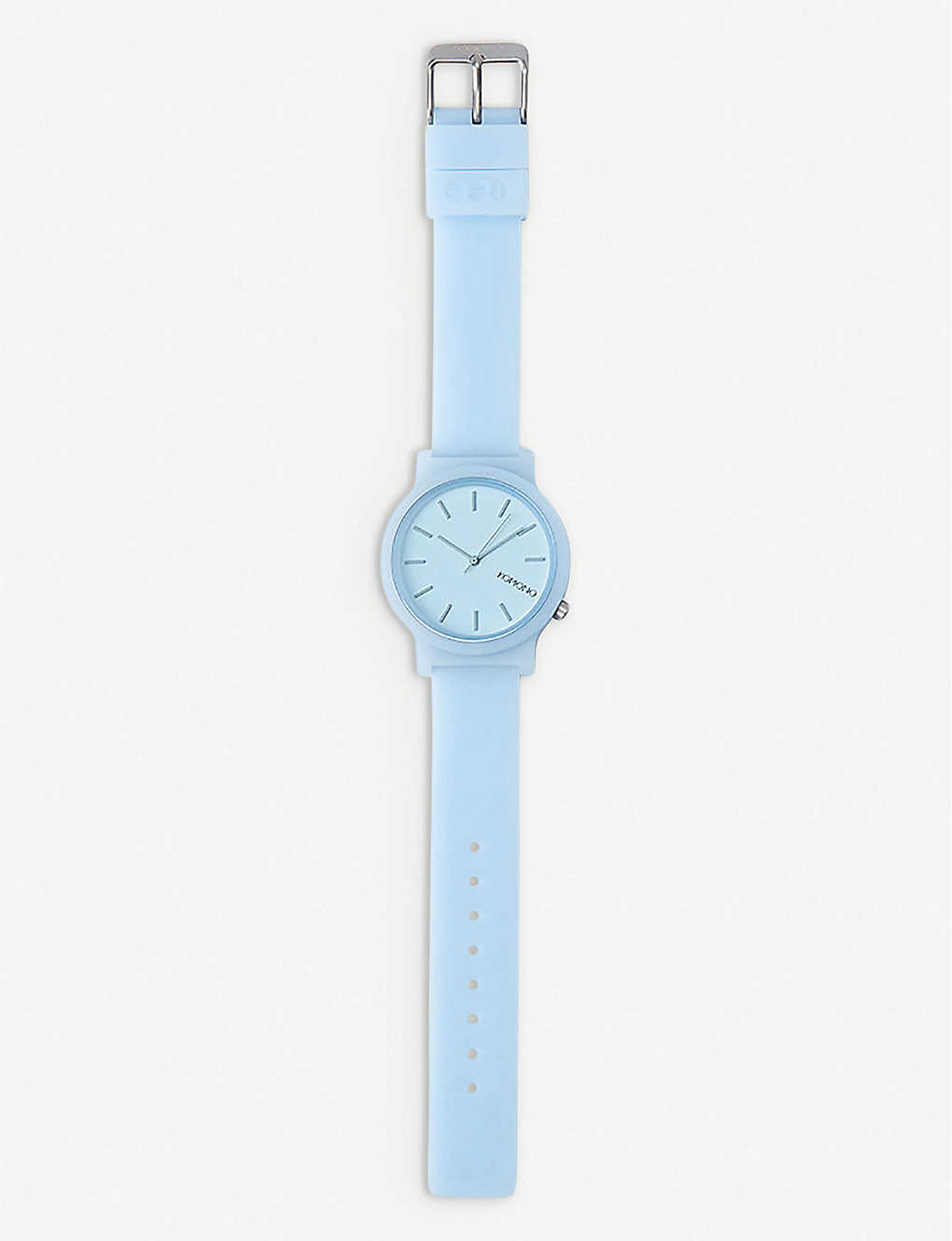 THE CONRAN SHOP: KOMONO Mono stainless steel and silicone watch