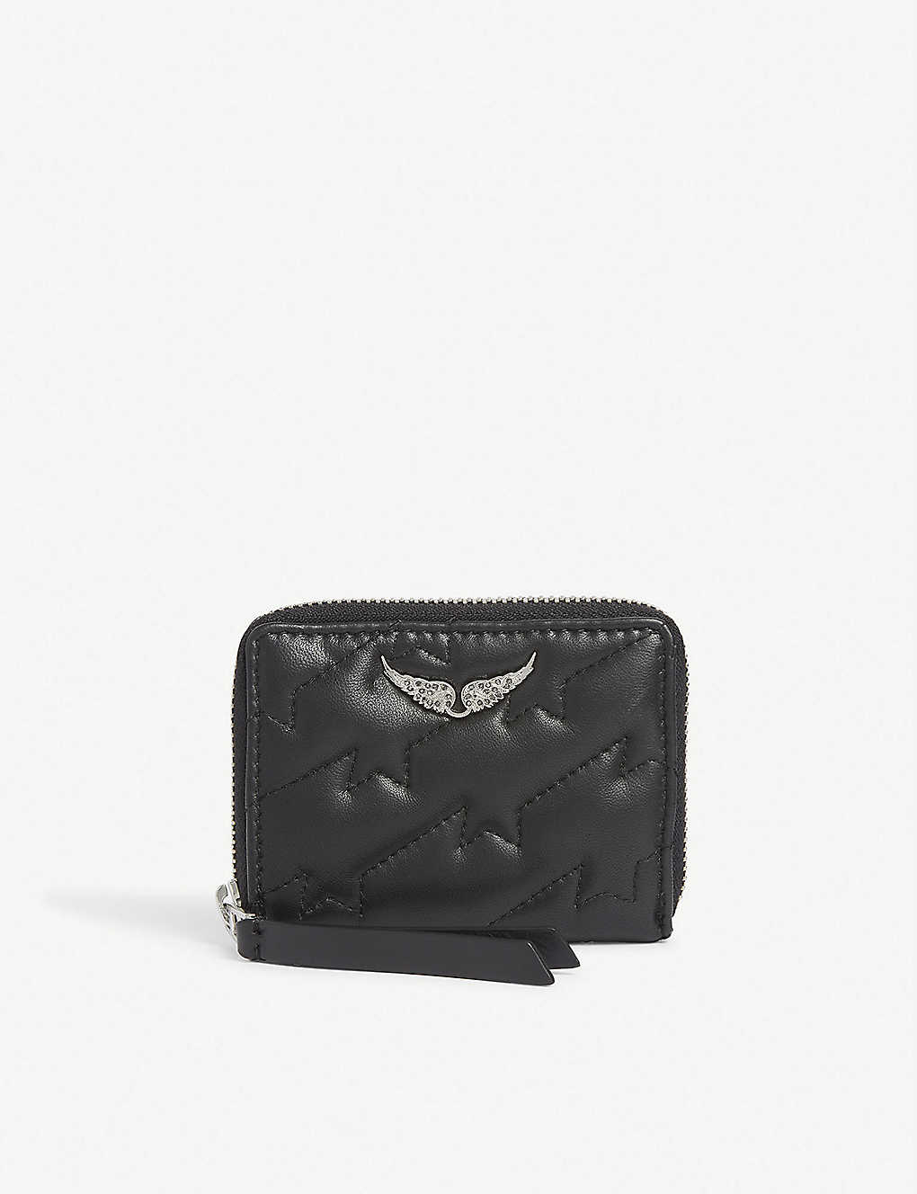 ZADIG&VOLTAIRE: Uma mini clutch bag