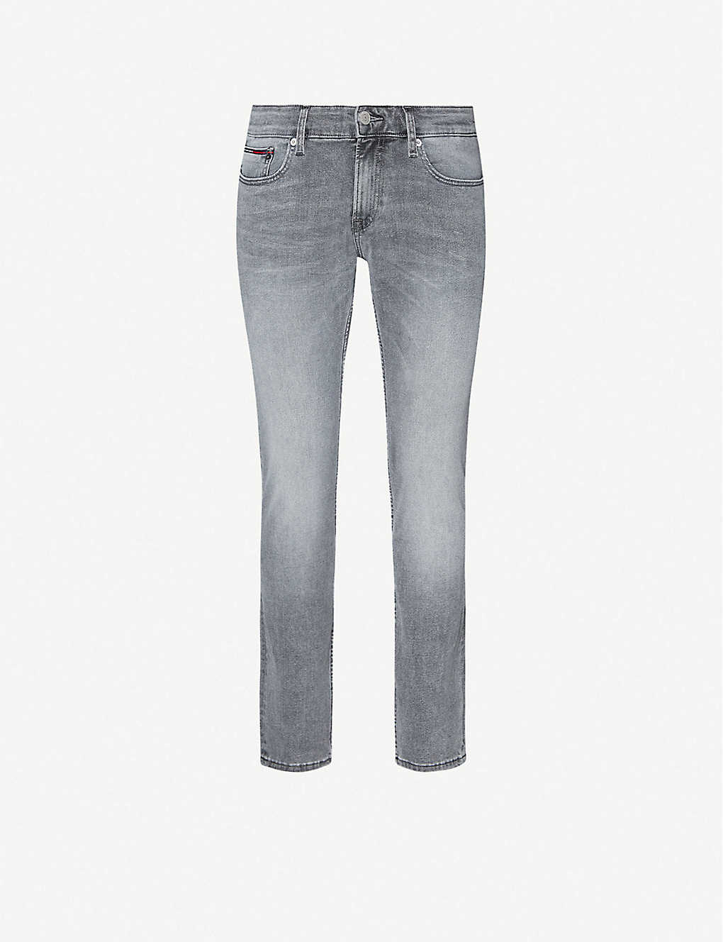 TOMMY JEANS: Scanton faded straight jeans