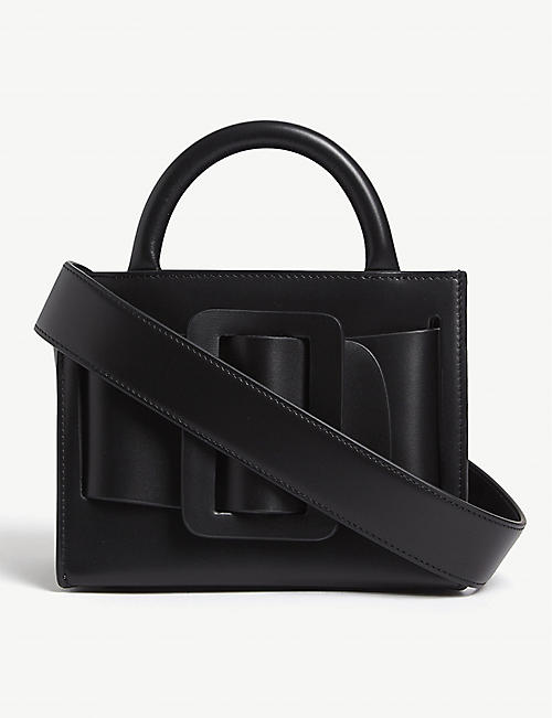 BOYY Bobby leather shoulder bag