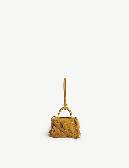 BOYY: Bobby tote leather charm