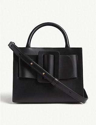BOYY: Bobby 23 leather top handle bag