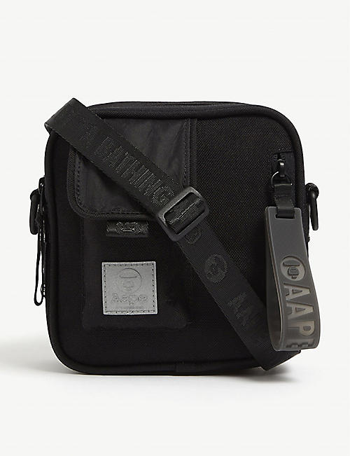 AAPE Nylon crossbody bag