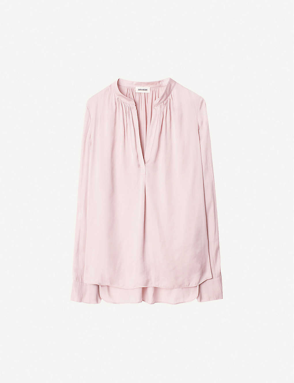 ZADIG&VOLTAIRE: Tink crepe blouse