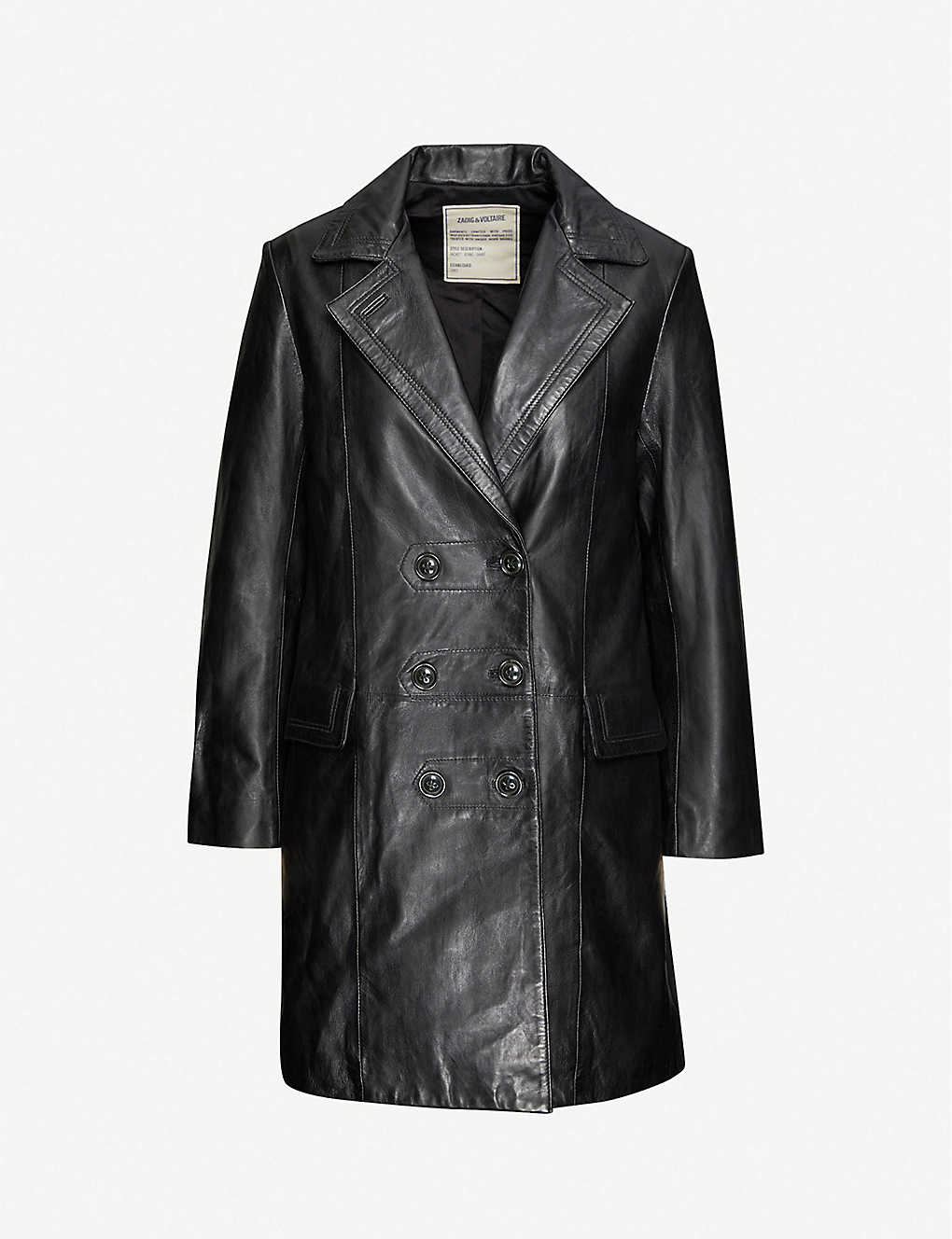 ZADIG&VOLTAIRE: Magic leather jacket