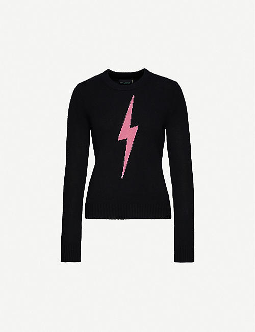 ZADIG&VOLTAIRE Delly Flash cashmere jumper