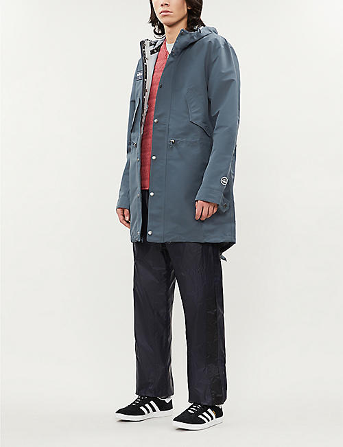 ADIDAS STATEMENT Rossendale parka shell coat
