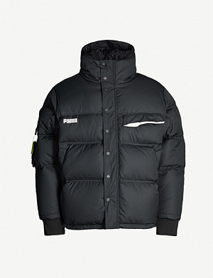 PUMA Puma X Ader Error quilted shell-down jacket