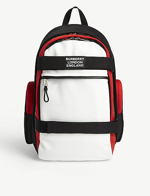 BURBERRY Large cooper backpack