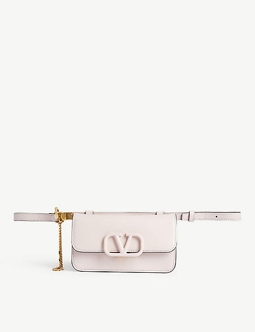 VALENTINO GARAVANI: VSLING leather belt bag