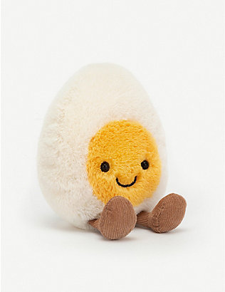 JELLYCAT: Amuseable Boiled Egg soft toy 14cm