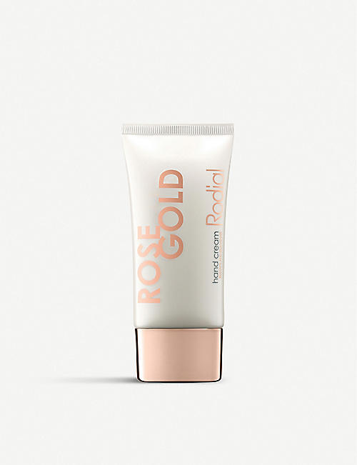 RODIAL: Rose Gold hand cream 40ml
