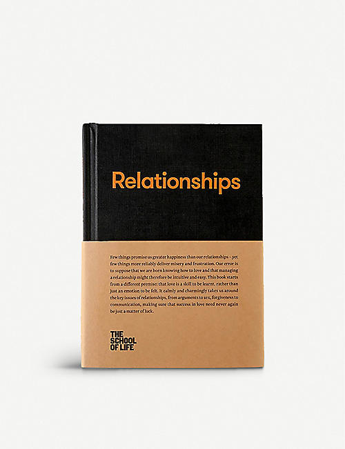 THE SCHOOL OF LIFE Relationships Book