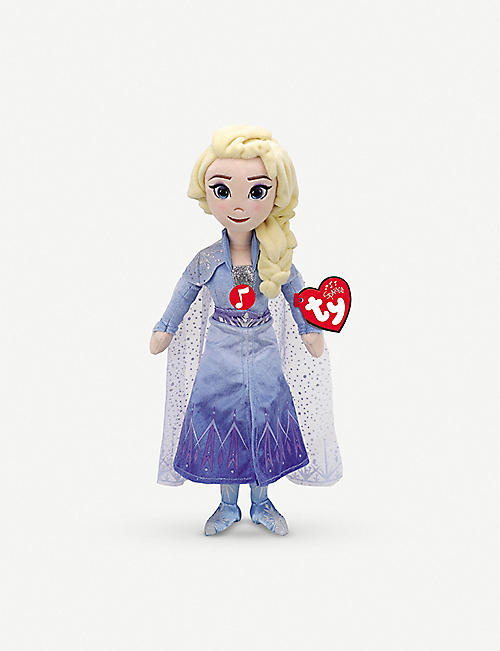 FROZEN II: Disney Frozen 2 Elsa soft toy 20cm