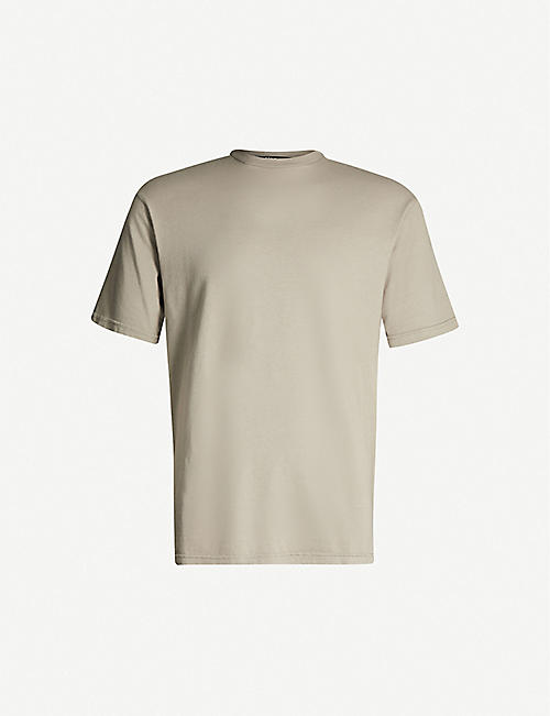 ARTICA ARBOX Graphic-print cotton-jersey T-shirt