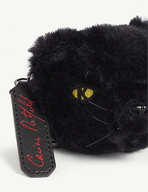 KARL ACCORDING TO CARINE Karl x Carine panther keyring