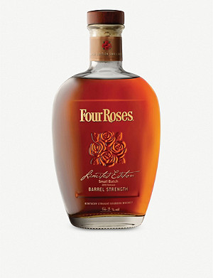 WHISKY AND BOURBON Four Roses 2019 Limited Edition bourbon whisky 700ml
