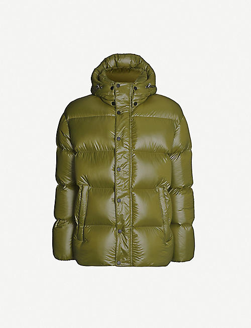 MAURICE BENISTI Thompson shell-down puffer jacket