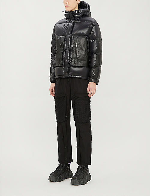 MAURICE BENISTI Wilmslow shell-down puffer jacket