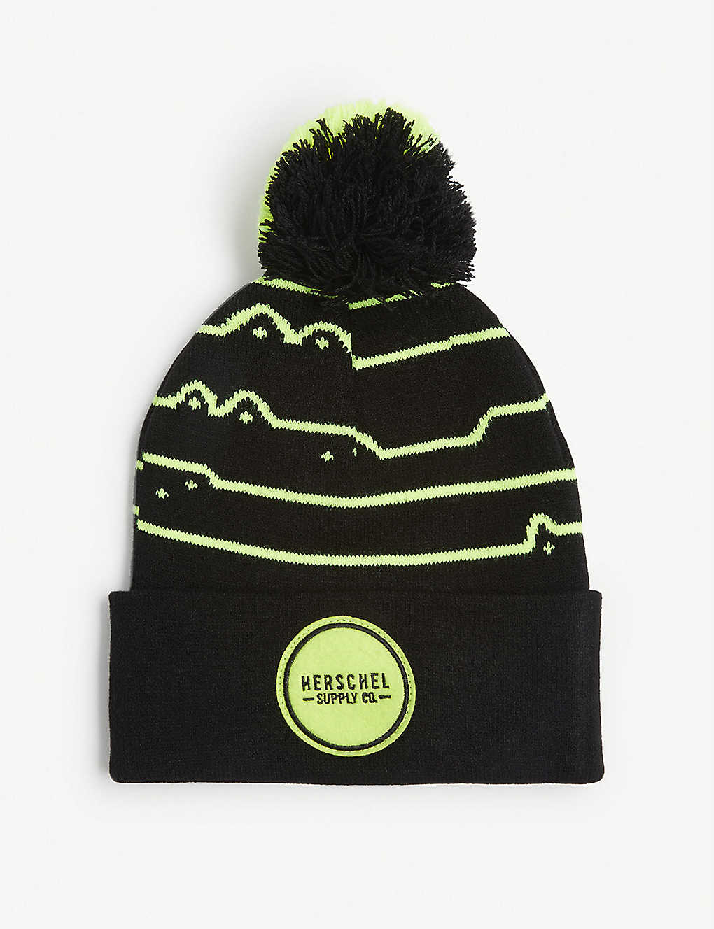 HERSCHEL SUPPLY CO: Sepp striped print beanie