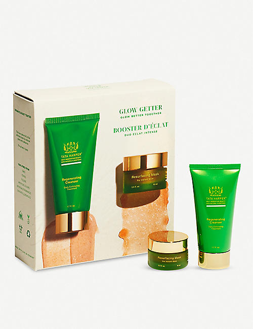 TATA HARPER Glow Getter set