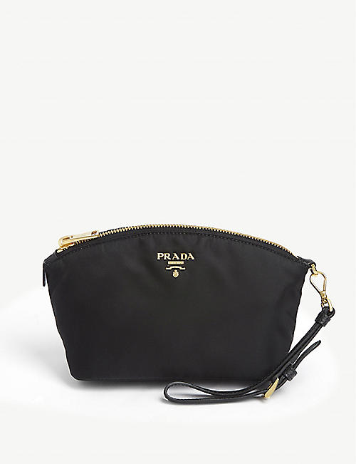 PRADA Nylon makeup bag