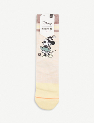 STANCE Vintage Minnie cotton socks