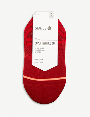 STANCE Super Invisible 2.0 combed cotton socks