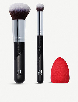 MORPHE Fluidity brush and sponge set