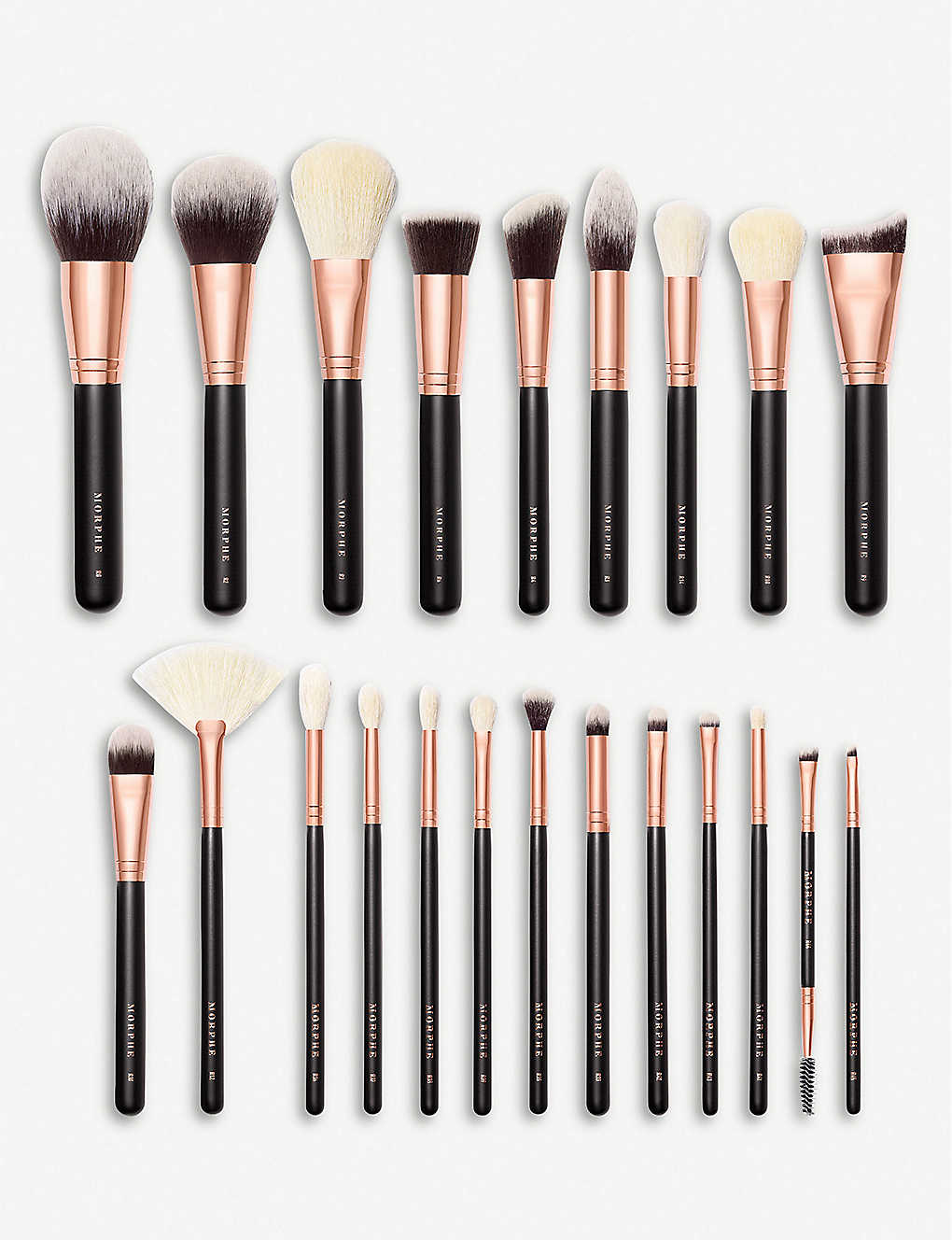 Morphe Stroke Of Luxe Brush Collection Selfridges Com Gift all year round with morphe's selection of affordable yet desirable gifts. morphe