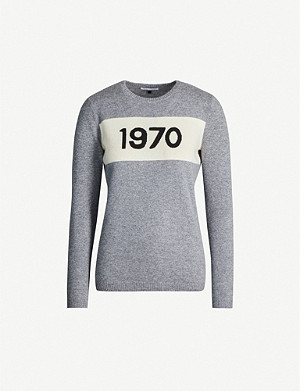BELLA FREUD 1970 merino wool jumper