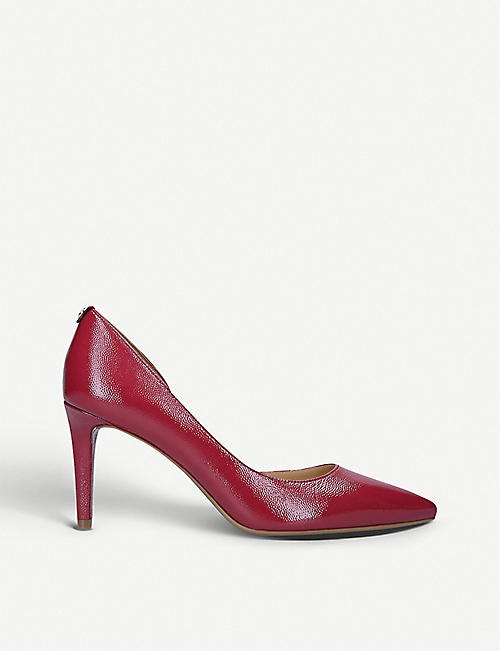 MICHAEL MICHAEL KORS: Dorothy Flex Pump leather courts