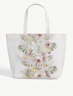TED BAKER Brycon woodland small shopper bag