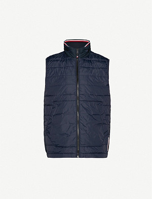 TOMMY HILFIGER Padded shell gilet