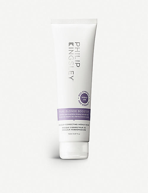 PHILIP KINGSLEY: Pure Blonde Booster Mask 150ml