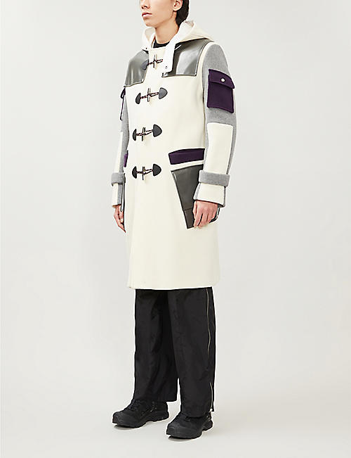 NICOMEDE.GLOVERALL Nicomede.Gloverall Untitlted wool duffle coat